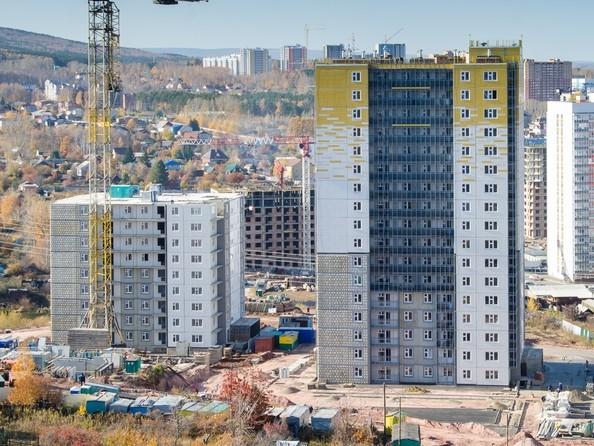 Ход строительства 10 октября 2019