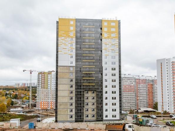 Ход строительства 26 сентября 2020
