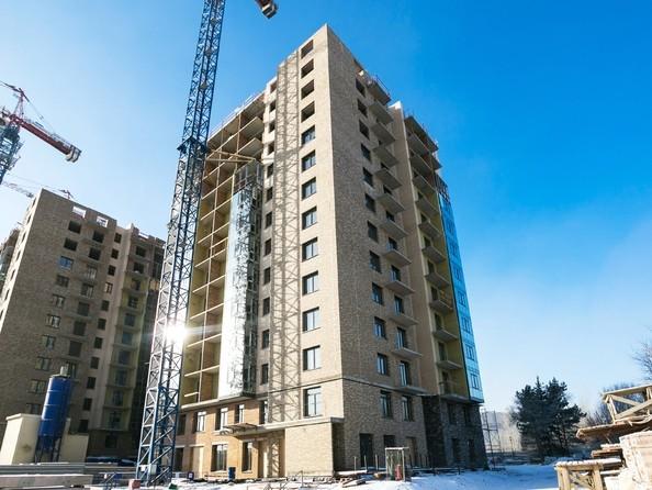 Фото Микрорайон SCANDIS (Скандис), дом 4, Ход строительства 8 февраля 2019