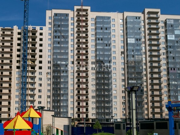 Фото Жилой комплекс SKY SEVEN, б/с 7, 2 оч, Ход строительства 28 августа 2018
