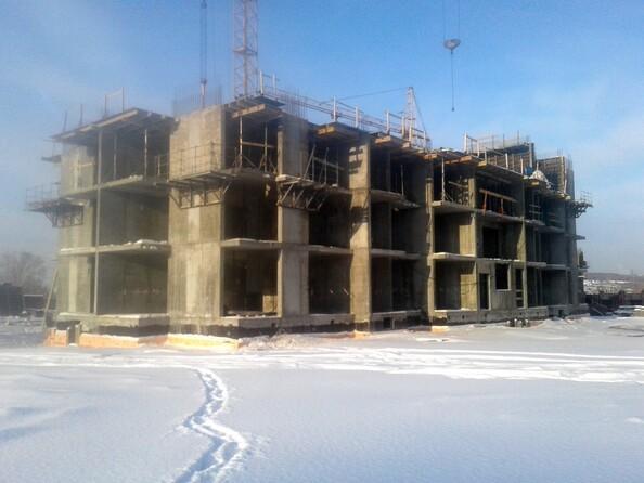 Ход строительства декабрь 2019