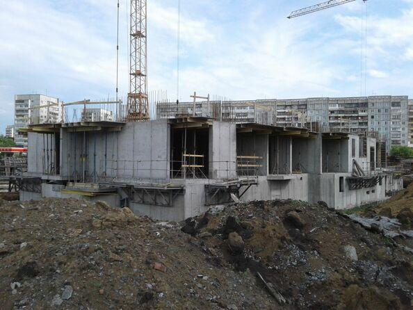 Фото Жилой комплекс ЦВЕТНОЙ БУЛЬВАР, дом 18, корпус 7, июнь 2018