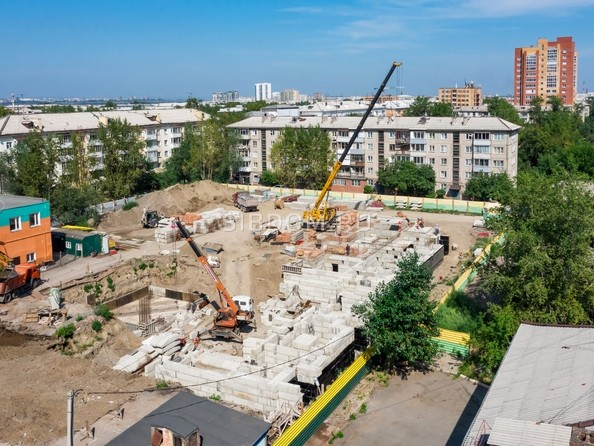 Фото ВАВИЛОВСКИЙ ДВОРИК, Ход строительства 5 августа 2019