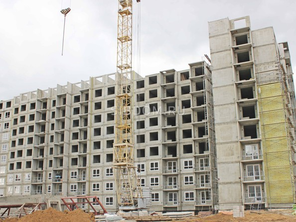 Ход строительств октябрь 2020