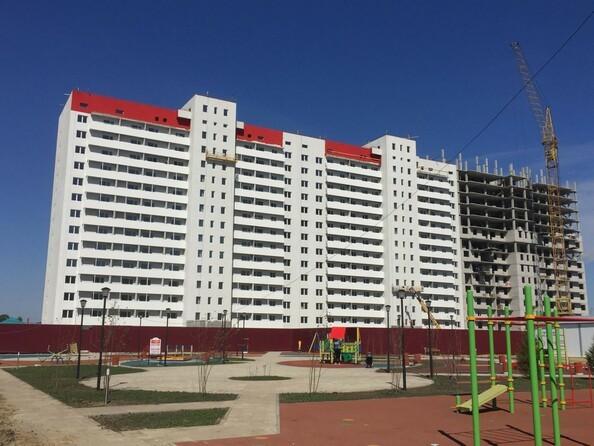 Фото Жилой комплекс МАТРЕШКИН ДВОР 95/4, дом 1, 1,2 б/с, Ход строительства 29 мая 2019