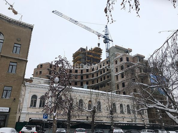 Ход строительства январь 2018