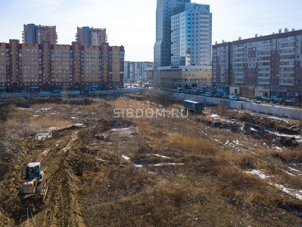 Фото Жилой комплекс АЛЕКСАНДРОВСКИЙ, дом 1, Ход строительства 22 марта 2019