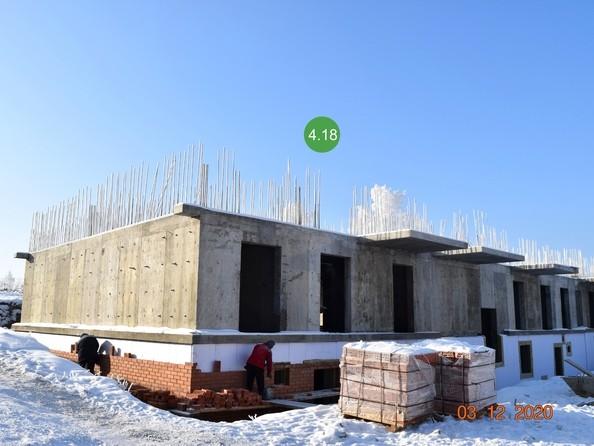 Ход строительства на 3 декабря 2020