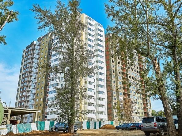 Фото Жилой комплекс ГРАНД-ПАРК, б/с 1.2, Ход строительства 20 сентября 2018