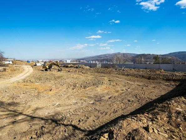 Фото Жилой комплекс Академгородок, дом 4, Ход строительства 23 апреля 2019
