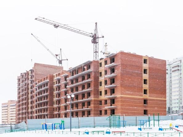 Фото Жилой комплекс СНЕГИРИ, дом 3, Ход строительства 5 декабря 2017