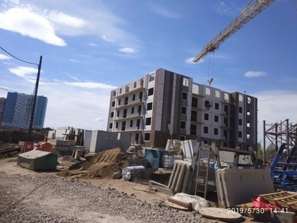 Фото Жилой комплекс Светлогорский пер, 1 дом, 1 стр, Ход строительства май 2019