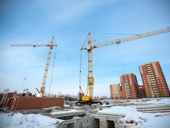 Фото Жилой комплекс СЕВЕРНАЯ КОРОНА, 3 очередь, дом 2, Ход строительства февраль 2019