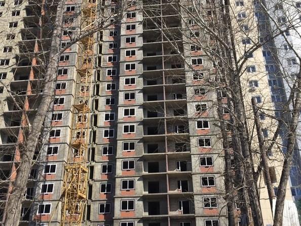 Ход строительства 5 марта 2020