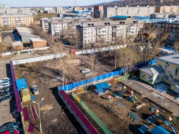Фото КОЛИБРИ , Ход строительства 6 апреля 2018