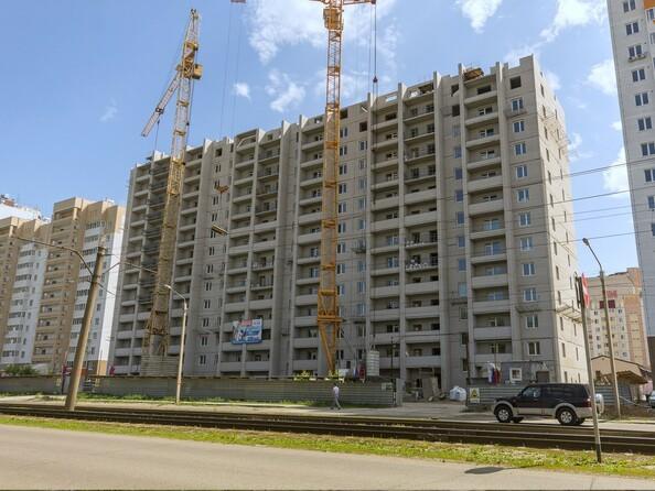 Фото Жилой комплекс Антона Петрова, 221д, Ход строительства июль 2019