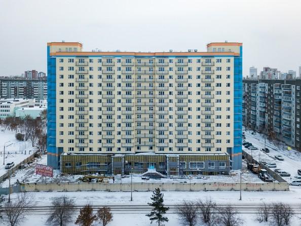 Фото Жилой комплекс Северный, 1 мкр, Светлогорский, Ход строительства 24 декабря 2018