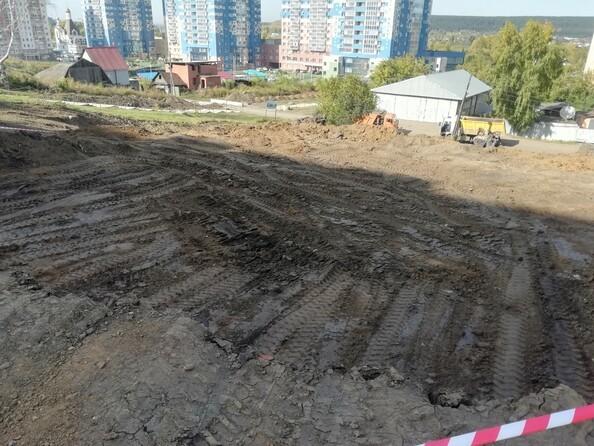 Фото Жилой комплекс КЕМЕРОВО-СИТИ, дом 4г, сентябрь 2018