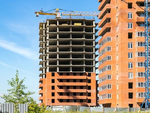 Фото КВАДРО, дом 1, Ход строительства 10 августа 2018