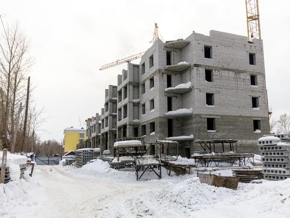Ход строительства февраль 2020