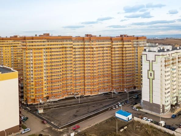 Фото Жилой комплекс РАДУЖНЫЙ, дом 3, Ход строительства 21 октября 2018