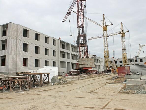 Фото Жилой комплекс ДРУЖНЫЙ-3, дом 15, Ход строительства апрель 2019