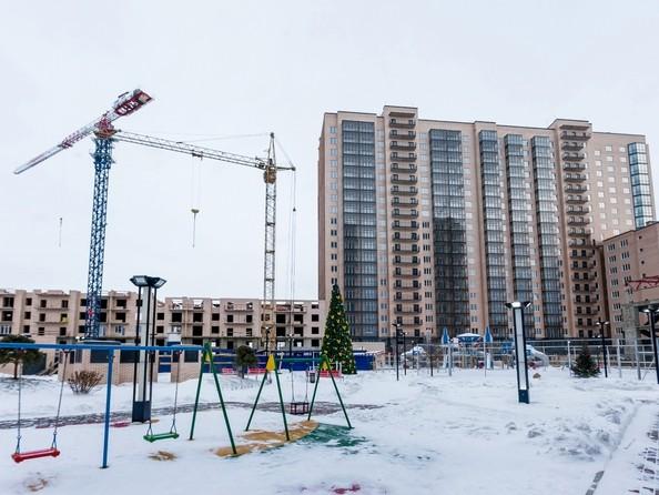 Фото Жилой комплекс SKY SEVEN, б/с 7, 2 оч, Ход строительства 12 декабря 2016