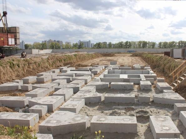 Ход строительства сентябрь 2019