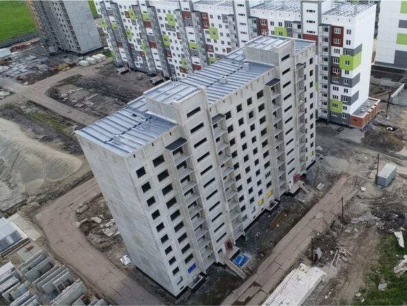 Фото Жилой комплекс ЧИСТАЯ СЛОБОДА, дом 27, Ход строительства июнь 2018