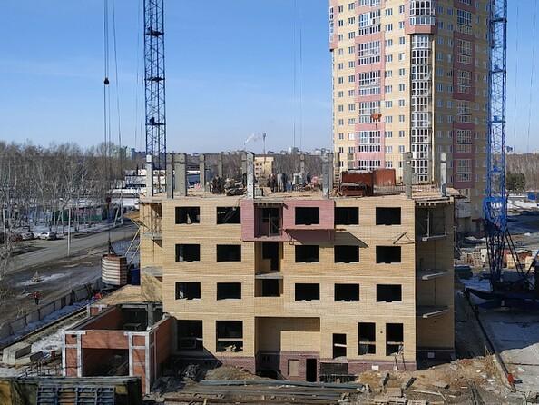 Фото Жилой комплекс БЕРЕЗОВАЯ РОЩА, дом 8, Ход строительства март 2019