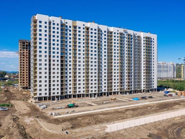 Ход строительства 24 августа 2020