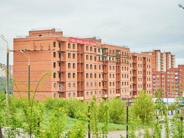 Фото Жилой комплекс ИРКУТСКИЙ ДВОРИК-2, дом 2 (б/с 7,8,9), 30 мая 2018