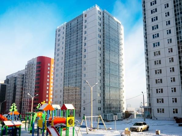 Фото Жилой комплекс НОВОНИКОЛАЕВСКИЙ ж/к, 2 дом, 3 стр, Ход строительства 11 декабря 2018
