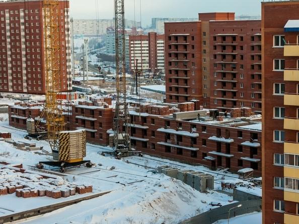 Фото Жилой комплекс СНЕГИРИ, дом 3, Ход строительства 15 декабря 2016