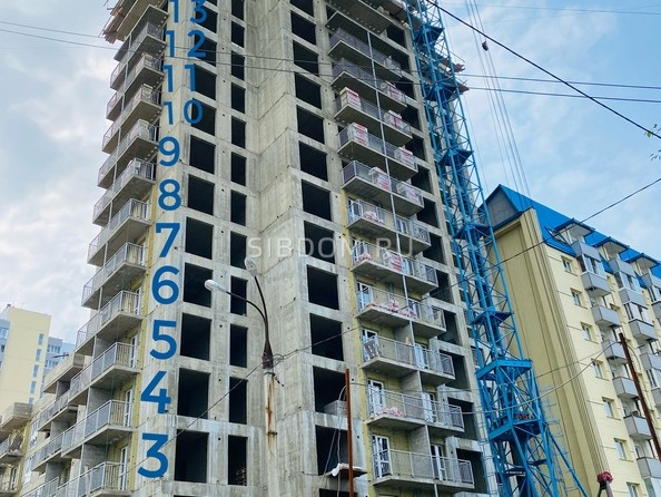 Ход строительства1 августа 2021