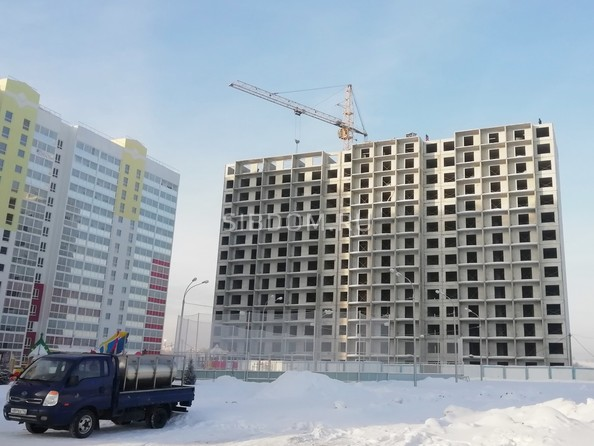 Фото ВОСТОЧНЫЙ, 85/1а, Ход строительства декабрь 2018