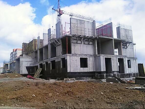 Фото Жилой комплекс СОЛНЕЧНЫЙ БУЛЬВАР, дом 18, корпус 4, Ход строительства май 2019