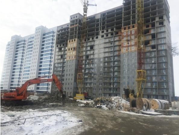 Фото Жилой комплекс ЛЕТО, дом 3, б/с 3,4, Ход строительства февраль 2019