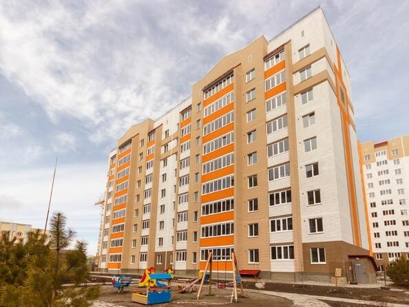 Фото Жилой комплекс Антона Петрова, 221г/2, апрель 2018