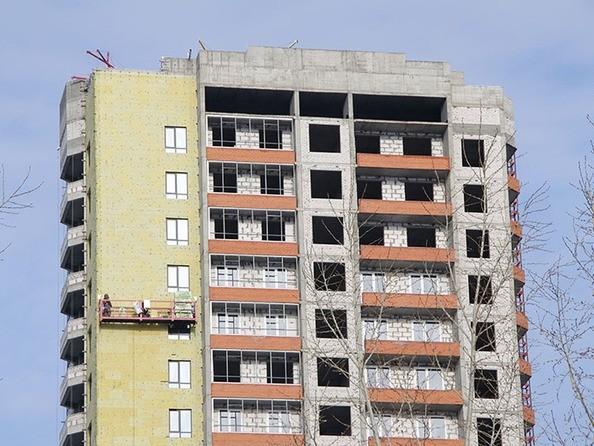 Фото Жилой комплекс ДВЕ ЭПОХИ, корпус 4, Ход строительства ноябрь 2018