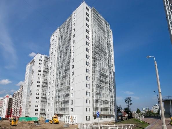 Фото Жилой комплекс НОВОНИКОЛАЕВСКИЙ, дом 2, стр 1, Ход строительства 28 августа 2018