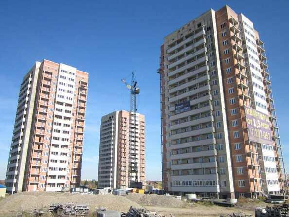 Фото Жилой комплекс ВОЛНА, дом 1, Ход строительства октябрь 2018