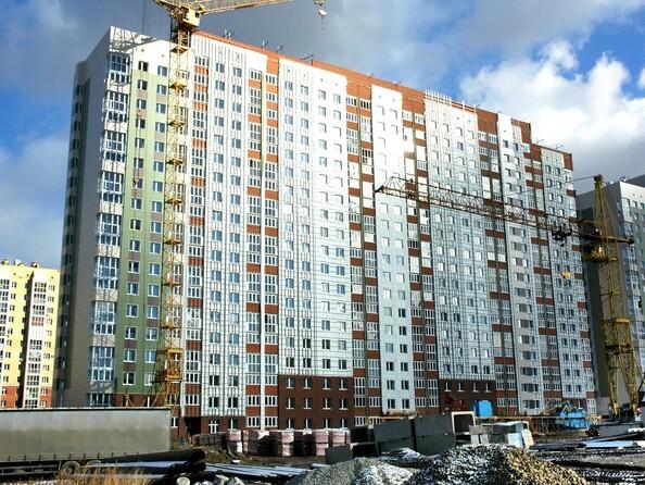 Фото Жилой комплекс КУЗЬМИНКИ, дом 11, Ход строительства октябрь 2018