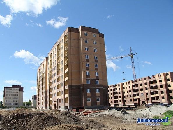 Фото Жилой комплекс ДИВНОГОРСКИЙ, 17/1, Ход строительства 19 июня 2019