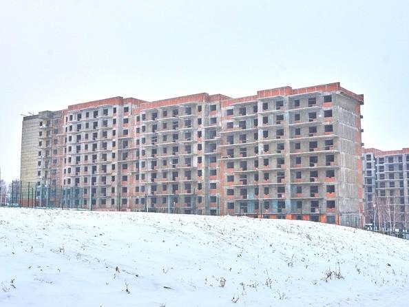 Фото Жилой комплекс ЭВОЛЮЦИЯ, 4.3 б/с , Ход строительства 10 декабря 2018