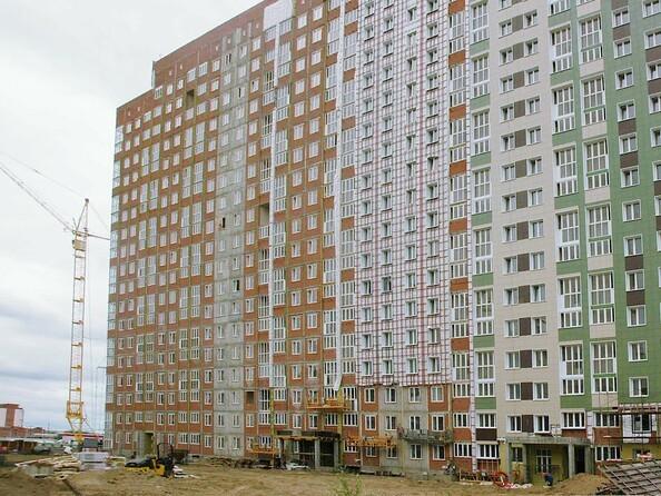 Фото Жилой комплекс КУЗЬМИНКИ, дом 12, Ход строительства июль 2019