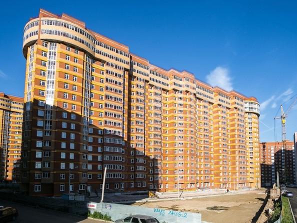 Фото Жилой комплекс РАДУЖНЫЙ, дом 3, Ход строительства 10 августа 2018