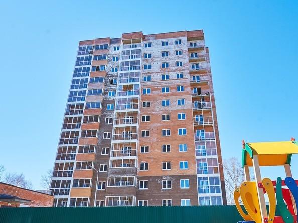 Фото Жилой комплекс ЯКОБИ-ПАРК, 2 оч, б/с 4, Ход строительства 22 апреля 2019