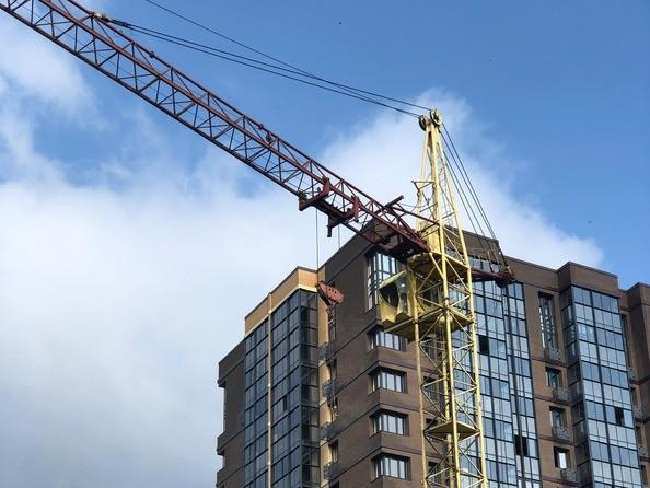 Ход строительства 1 августа 2020