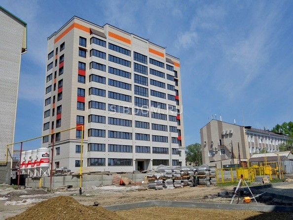 Ход строительства 28 мая 2021